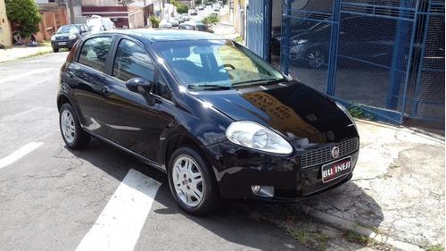 Fiat Punto Elx 1.4 8v Flex 4p Manual