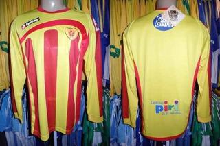 Club Sport Colômbia Do Paraguai 2010 Camisa Titular G.