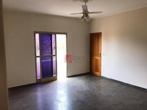 Apartamento Com 3 Dormitórios À Venda, 114 M² Por R$ 220.000,00 - Vila Maceno - São José Do Rio Preto/sp - Ap2337