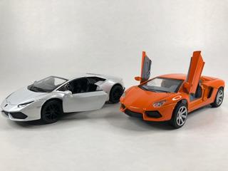 Miniatura Lamborghini Cores Variadas Coleção Promoção