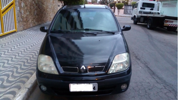 Renault Scenic Privillege 2.0 Aut. 2006 Pra Vender Hoje