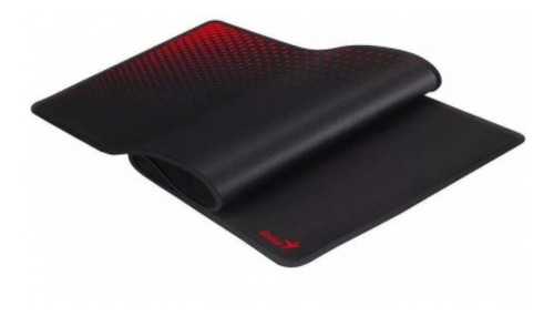 Mouse Pad Gamer Genius G-pad 800s Talle Xl Negro Y Rojo Nnet