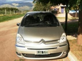 Citroën Xsara Picasso 1.6 Fase2 I Exclusive Con Gnc 5ta Gen.