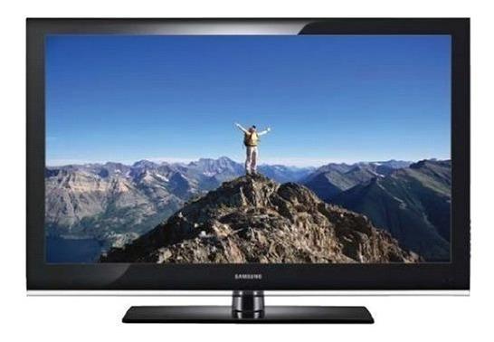 Tv Televisor Televisão Samsung Full Hd Samsung Lcd 46 Poleg
