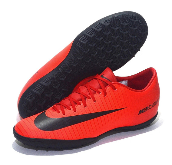 Botines Nike Nuevo Modelo Mercurial X Victory 6 Tf - (616)
