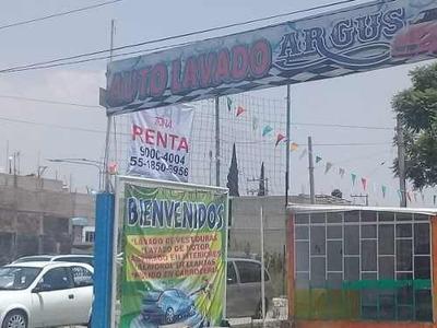 Terreno Comercial De 1200m2 En Renta. Av Del Peñon