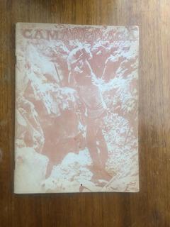 Revista Camanchaca Numero 5 1987 1quique Salitreras