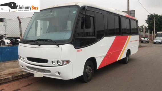 Micro Ônibus Rodoviário Comil Piá - Ano 2002 - Johnnybus