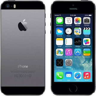 Apple iPhone 5s 1gb 100% Original Vitrine Preto Espacial