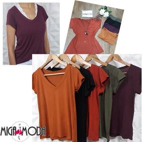Blusa Camiseta T Shirt Feminina Podrinha Blogueira + Brinde