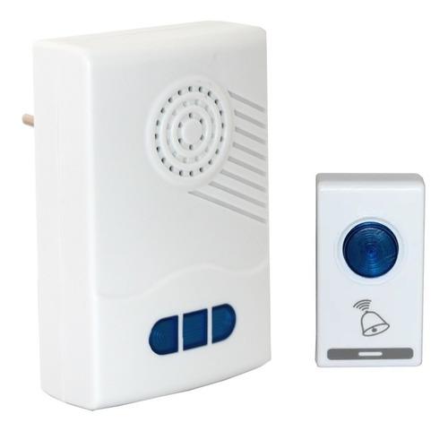 Campainha Residencial Wireless Sem Fio Resistente Aguá Ac31