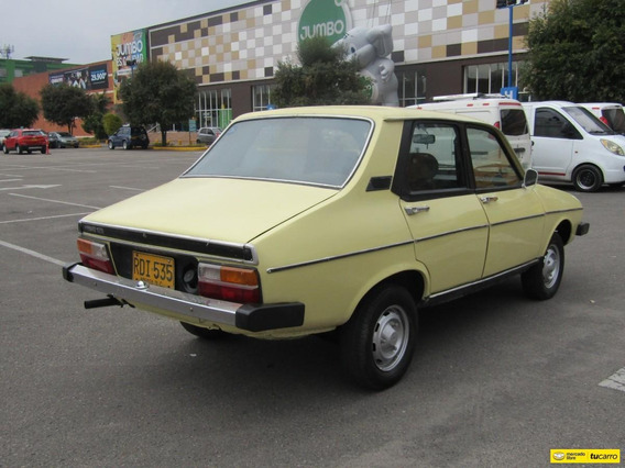Renault R12 Export