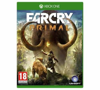 Far Cry Primal Xbox One Mídia Digital Online