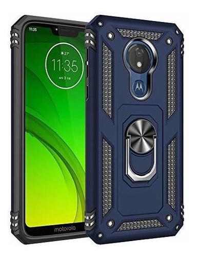 Funda Protectora Para Motorola Moto G7 Power Case 360 Rrde G