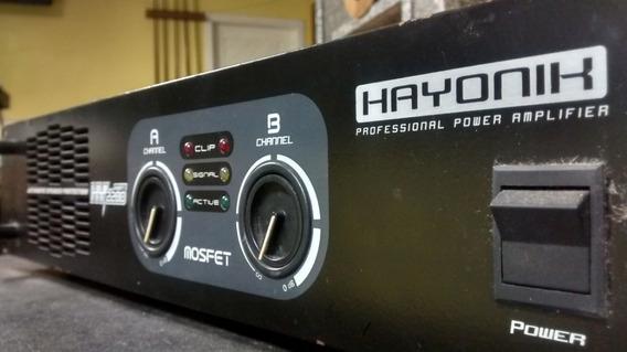 Amplificador Profissional Hayonik Hy2200