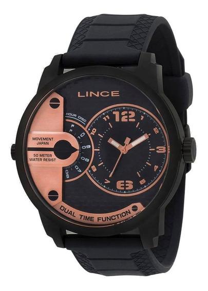 Relógio Lince Masculino Mrph050s P2px C/ Garantia E Nf