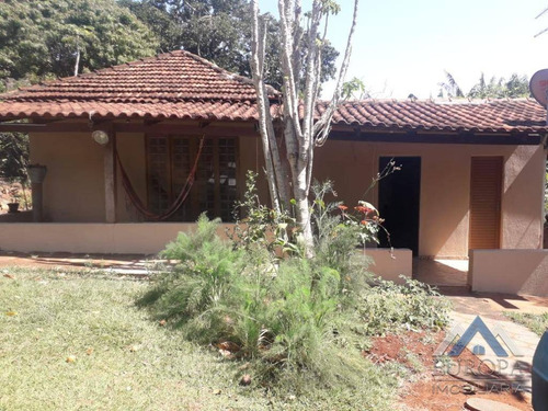 Sítio Com 3 Dormitórios À Venda, 41000 M² Por R$ 375.000,00 - Zona Rural - Jataizinho/pr - Si0013