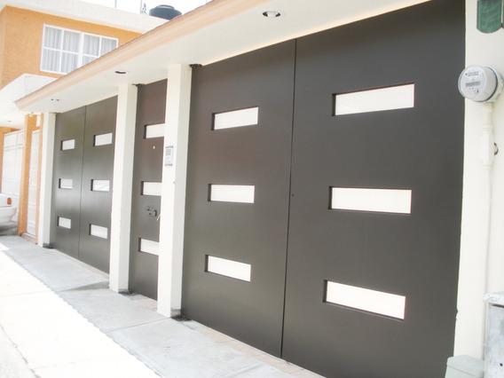 Porton Herreria Moderno Zaguan Garage 3x220 Precio Economico
