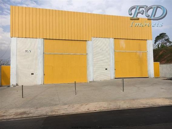 Galpões Industriais Para Alugar Em Mairiporã/sp - Alugue O Seu Galpões Industriais Aqui! - 1418582