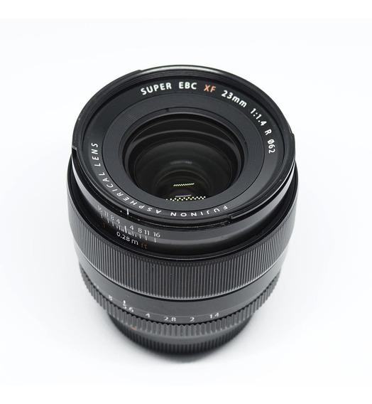 Lente Fuji Fujifilm Xf 23mm F/1.4 R Xpro2 Xt3 Xt30 Xt2 Xf231