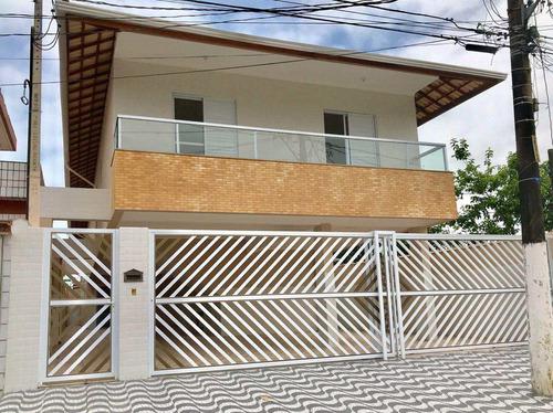Casa De Condomínio Com 2 Dorms, Sítio Do Campo, Praia Grande - R$ 180 Mil, Cod: 580 - V580
