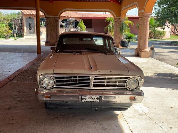 Vendo Auto Clásico Falcón Mod.1965