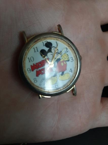 Relógio Antigo Mickey Mouse