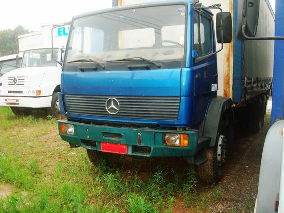 Mercedes-benz Mb 1721 1992 Truck Sider