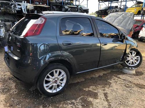 Imagem 1 de 9 de Fiat Punto 2011 Etorq 1.6 Sucata Rs Auto Peças Farroupilha