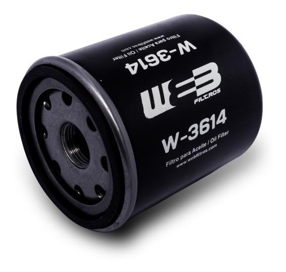 Filtro De Aceite Vitara,4runner, Web W-3614, 51348, Ml3614