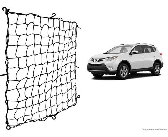Rede Elástica Bagageiro Porta Malas Toyota Rav4