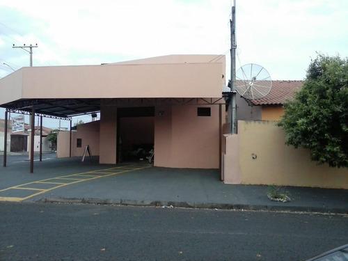 Casa A Venda No Bairro Residencial Nato Vetorasso Em São - 406-1