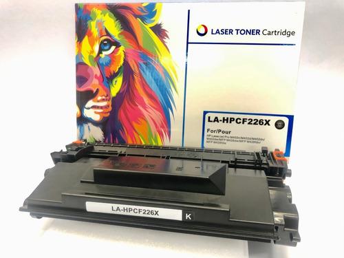Toner Alternativo 26x 226x Cf226x Para Laser M402 M426 Wis