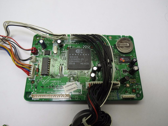 Placa Modem Fax Sharp Ux-p400 - C287rxhzz - Kcewv-0