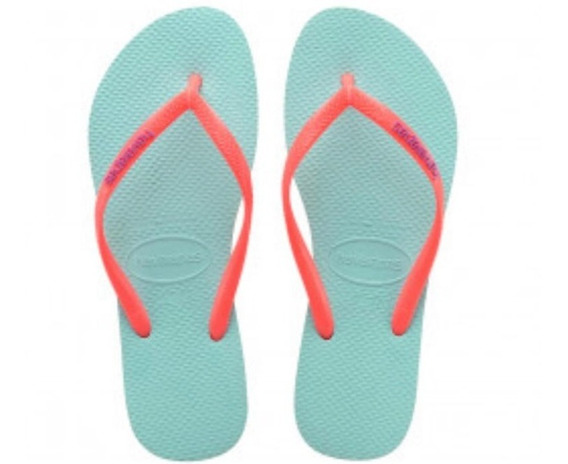 Chinelo Feminino Logo Pop-up Original Havaianas