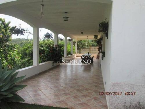 Casa À Venda, 330 M² Por R$ 860.000,00 - Condomínio Chácaras Do Lago - Vinhedo/sp - Ca0117