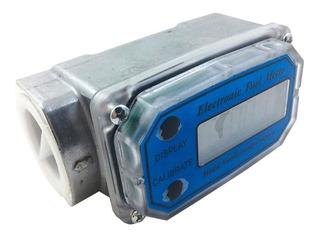 Medidor Digital De Combustible Agua 1 Pulgada