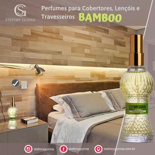 Perfume Para Cobertor 90ml Bamboo