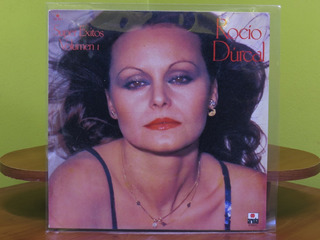 Rocio Durcal - Super Exitos Vol. 1 - Vinilo Lp, Mexico 1980