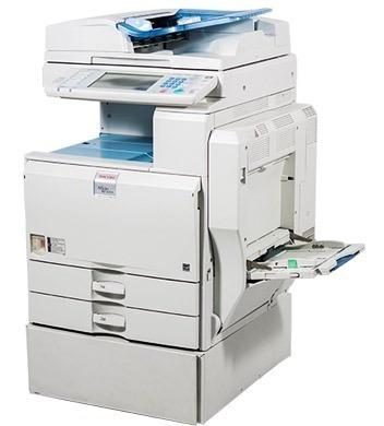 Fotocopiadora Multifuncional Ricoh Aficio Mp 5000 B/n 50ppm