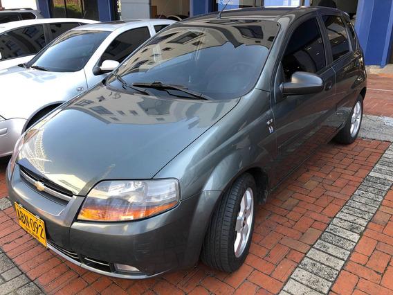 Chevrolet Aveo Aveo 5 Puertas Mecan