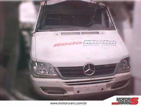Sprinter Cdi 313 - 2008 - Sucata
