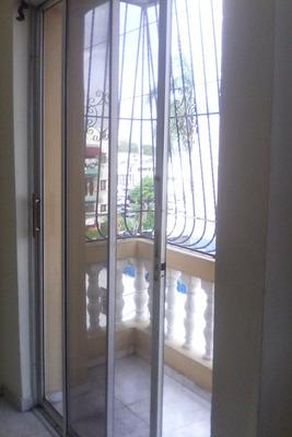 Alquiler Apartamento Sin Amueblar, Gazcue, 2 Habitaciones