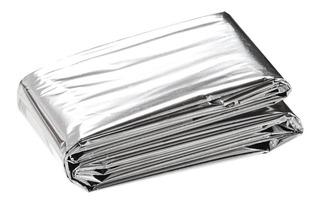 Cobertor De Emergência Sobrevivência Guepardo Em Alumínio