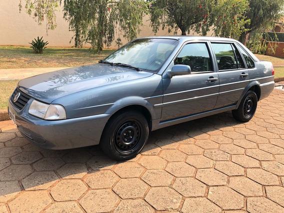 Vw Volkswagen Santana 2.0 Mi - Gasolina - 2001