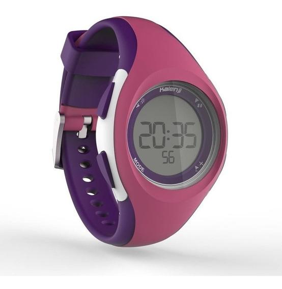 Relógio Esportivo Digital Feminino Rosa