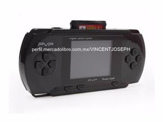 Consola De Videojuegos Portatil Niños Psp Replica Emulador