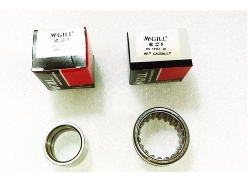 Imagen 1 de 2 de Rodamiento Mr 22 N(ms 51961-18/mi 18 N(ms51962-12) Mc Gill