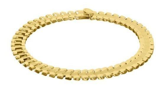 Pulsera Oro Amarillo 14k-r6-18