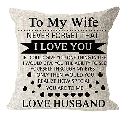 Imagen 1 de 2 de Aniversario Cumpleaños A Mi Esposa Te Amo Eres Especial Par